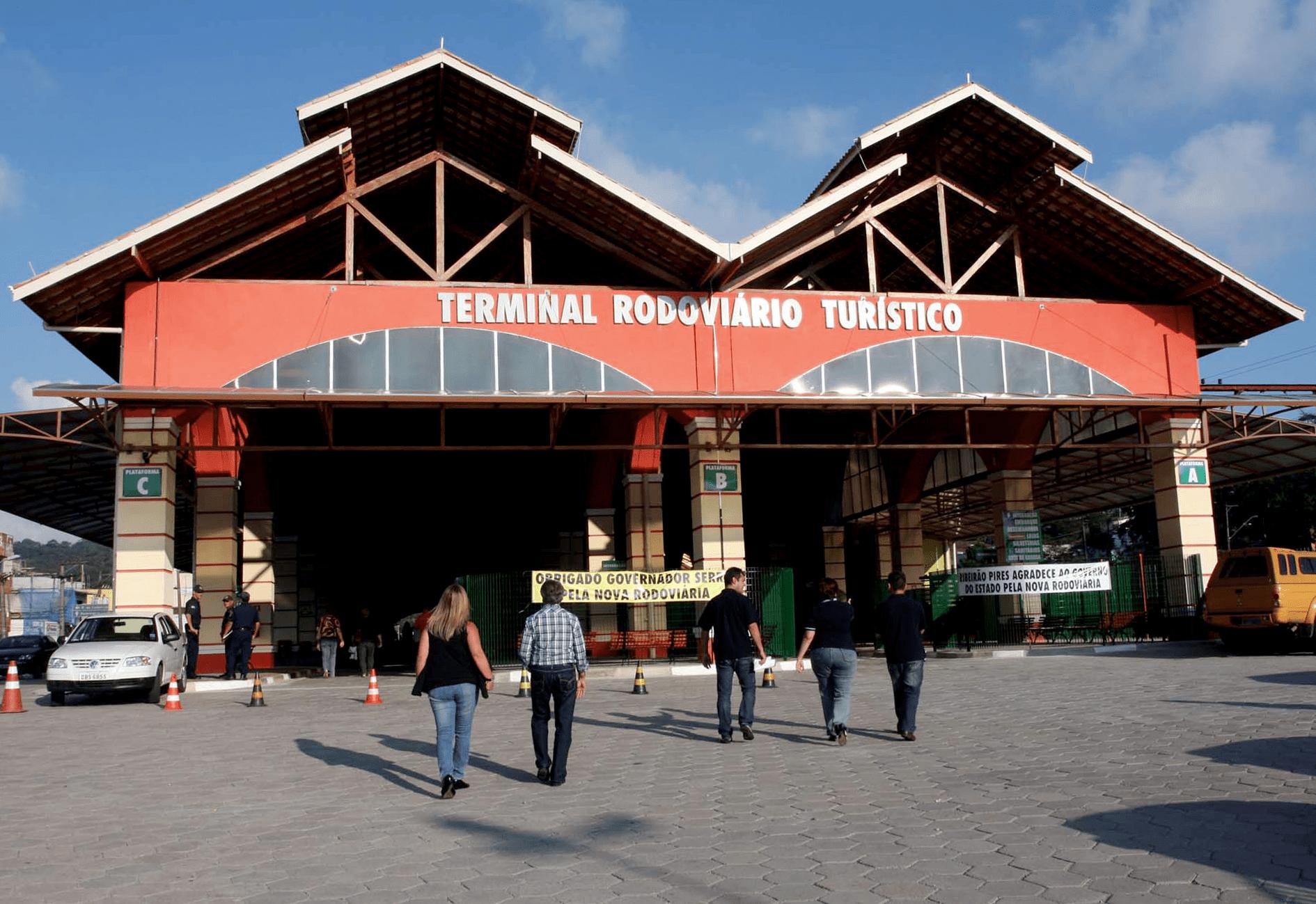 Terminal Rodoviária de Ribeirão Pires