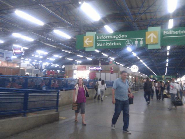 Estação Rodoviária Barra Funda