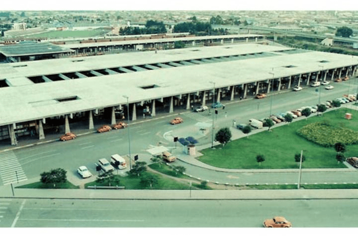 Estação Rodoviária em Curitiba