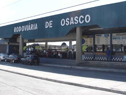 Terminal Rodoviário de Osasco