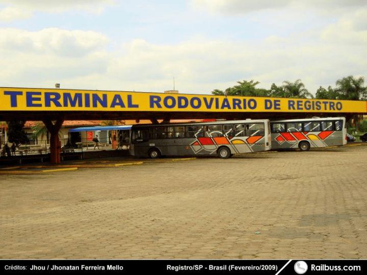 Terminal Rodoviário de Registro