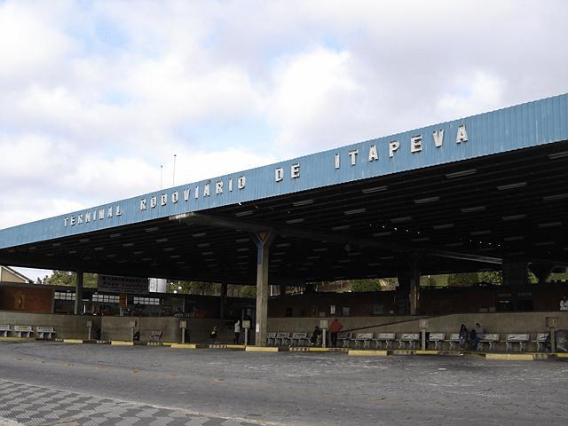 Terminal Rodoviário de Itapeva
