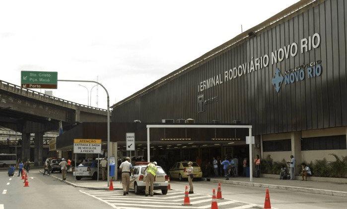 Terminal Rodoviário do Rio de Janeiro